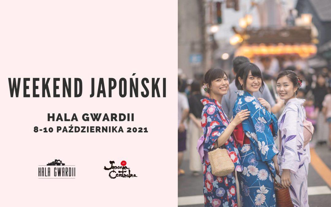 Weekend japoński w Warszawie